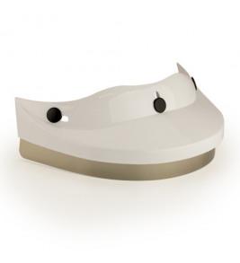 LS2, Visor for Open Face Helmet