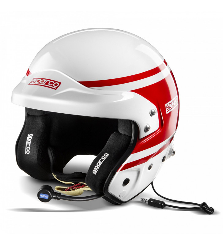 Sparco Air Pro 1977 (RJ-3i), FIA Helmet