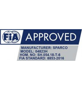 Sparco, FIA 6-point Harness 3 Inch
