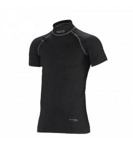 Sparco Sheild RW-9, FIA Top Short Sleeve, Black