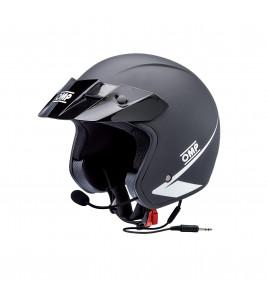 OMP Star J, Open Face  Intercom ECE Karting Helmet