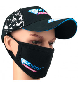 Speed, 2-layer face mask