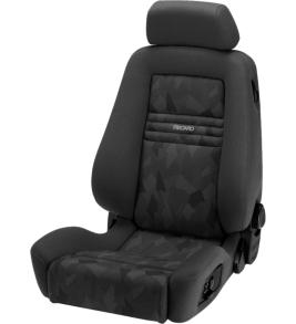 Recaro Ergomed E Basis, Tuning seat