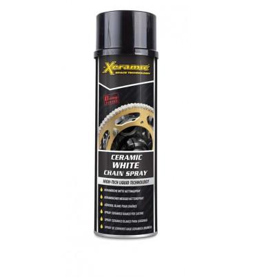 Бял спрей за верига Xeramic 500 ml