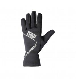 Зимни неопренови картинг ръкавици OMP RAIN K
