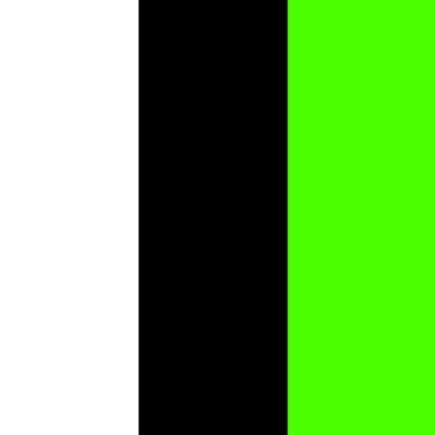 Бял / Черен / Зелен